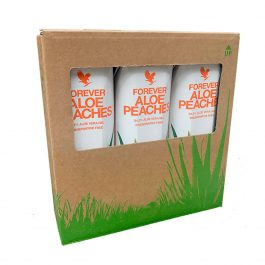Tripac Forever Aloe Peaches