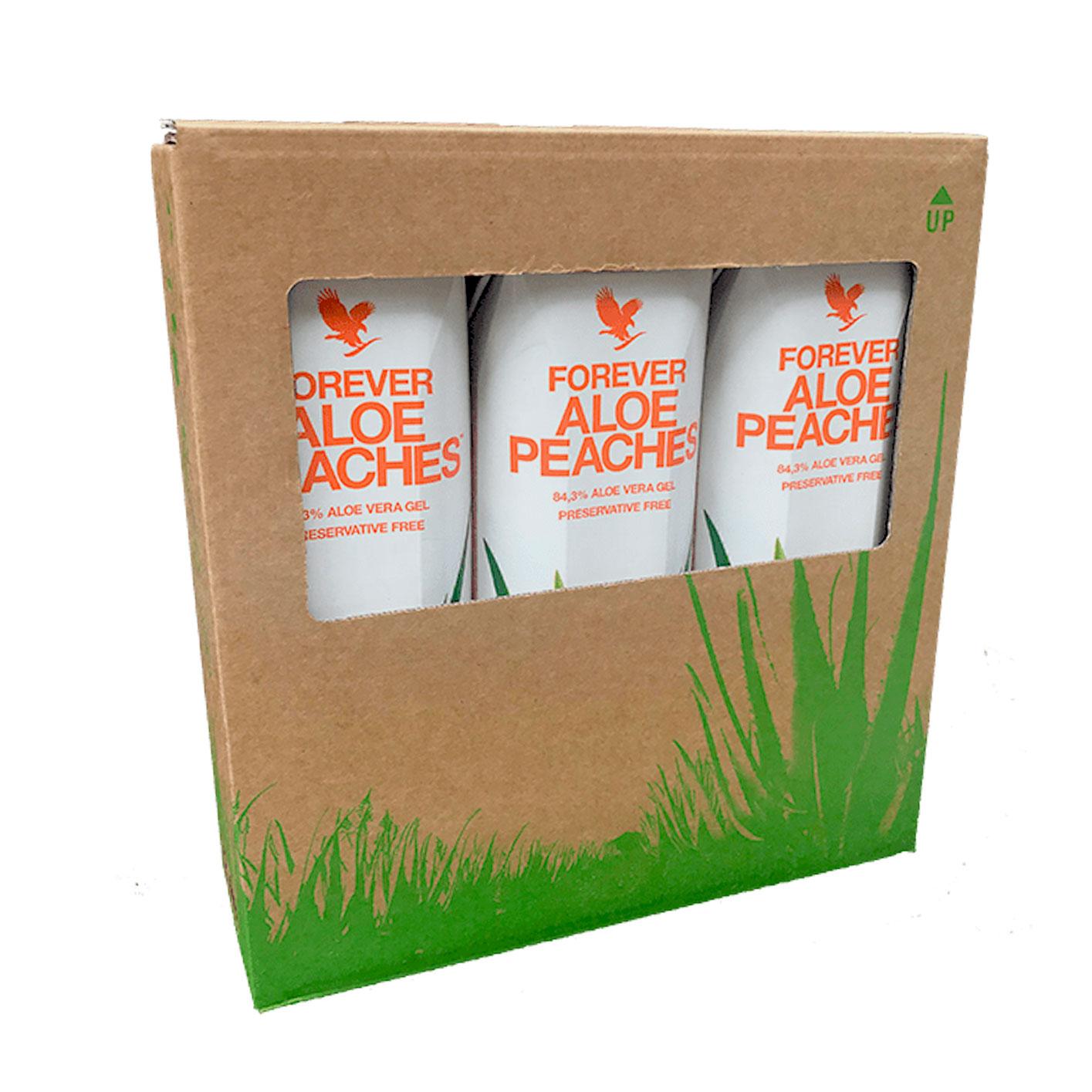 Tripac Forever Aloe Peaches